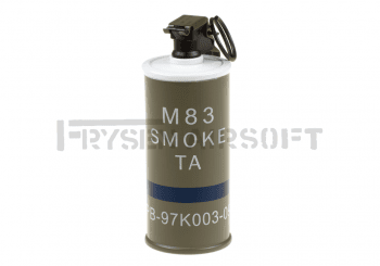Pirate Arms M83 Dummy Smoke Grenade