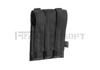 Invader Gear Triple Mag Pouch Black for MP5