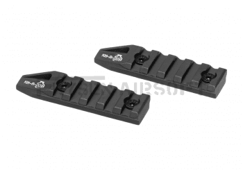 Octaarms 3 Inch Keymod Rail 2-Pack