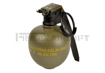 Pirate Arms M67 Dummy Grenade