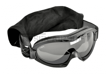 Wiley X Nerve Goggle Black