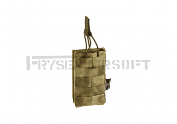 Invader Gear 5.56 Single Direct Action Mag Pouch Everglade