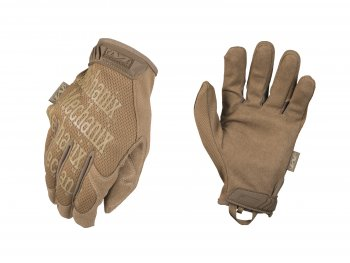 Mechanix Wear The Original Gloves Coyote Size S