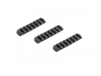"""M-Lok Rail, Long, 3 pcs/set """