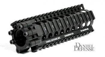 Daniel Defense DD Lite Rail 7 inch Black