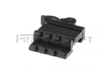 QD Angle Mount Single Rail 3-Slot
