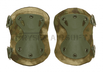 Invader Gear XPD Knee Pads Everglade