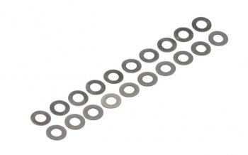 Shim set, 10 pcs. 0,15mm, 10 pcs. 0,3mm