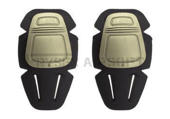 Crye Precision Airflex Combat Knee Pads Ranger Green
