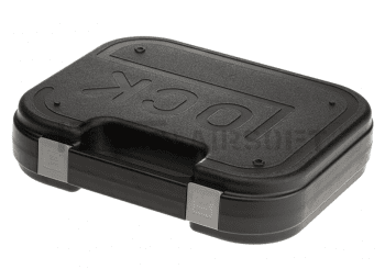 Glock Pistol Case Black
