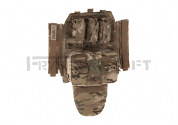 Warrior Assaulters Back Panel Multicam 40mm & Medicpouch