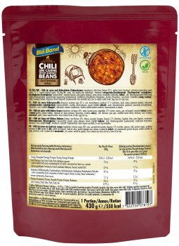 Chili sin Carne with kidney beans