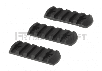 VFC M-Lok Rail Section 5 Slot 3-Pack