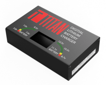 Titan High Speed Digital Charger