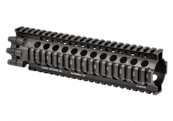Madbull Daniel Defense Lite Rail 9 Inch Black