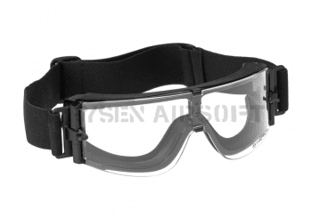 Bolle X800 Tactical Goggles Black