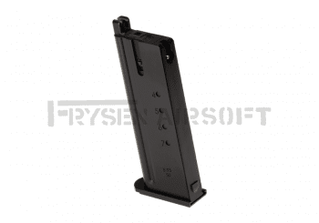 WE Magazine .50 AE GBB 27rds Black