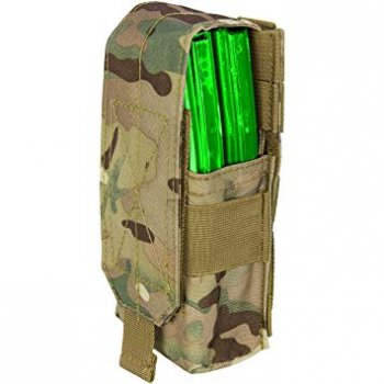 Helikon Rifle Mag Pouch Camogrom