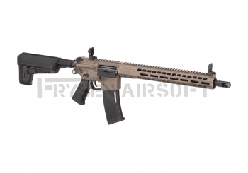 Krytac Barrett REC7 Carbine Full Power Dark Earth
