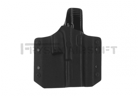 Warrior Ares Kydex Holster for Glock 17/19 Black
