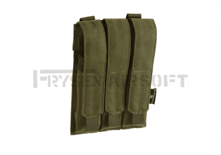 Invader Gear Triple Mag Pouch OD for MP5
