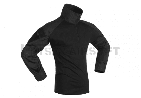 Invader Gear Combat Shirt Black L