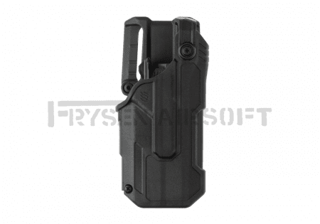 Blackhawk T-Series L3D Duty Holster for Glock 17/19/22/23/31/32/47 TLR-7/8