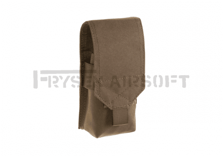 Invader Gear 5.56 1x Double Mag Pouch Ranger Green
