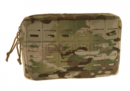 Templar Gear Utility Pouch L with MOLLE Panel Multicam