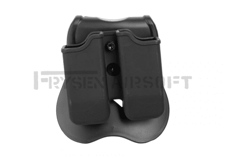 Cytac Double Mag Pouch for M9 / P226 / P99