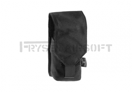 Invader Gear 5.56 1x Double Mag Pouch Black
