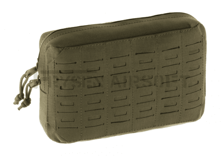 Templar Gear Utility Pouch L with MOLLE Panel Ranger Green