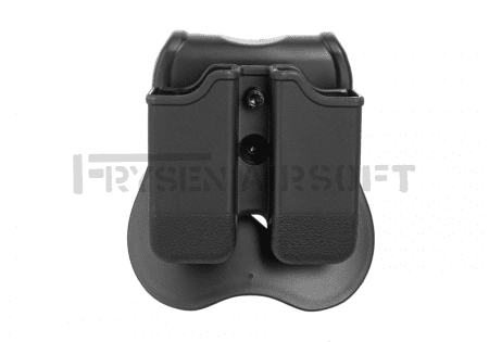 Cytac Double Mag Pouch for Glock