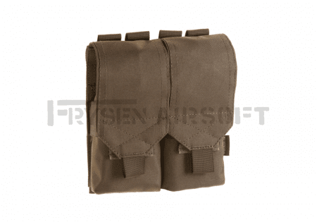 Invader Gear 5.56 2x Double Mag Pouch Ranger Green