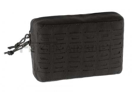 Templar Gear Utility Pouch L with MOLLE Panel Black