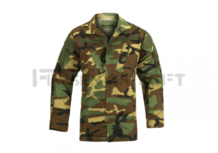 Invader Gear Revenger TDU Shirt Woodland M