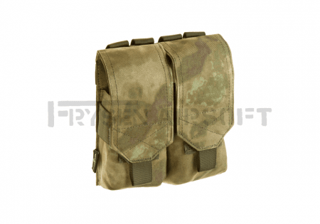 Invader Gear 5.56 2x Double Mag Pouch Everglade