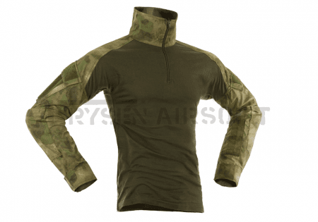 Invader Gear Combat Shirt Everglade M