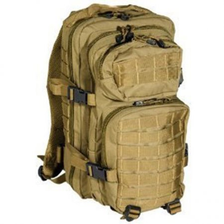 Backpack Molle Coyote 35L