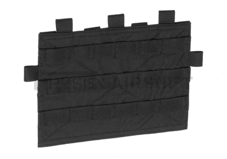 Crye Precision By ZShot AVS/JPC Molle Front Flap Black
