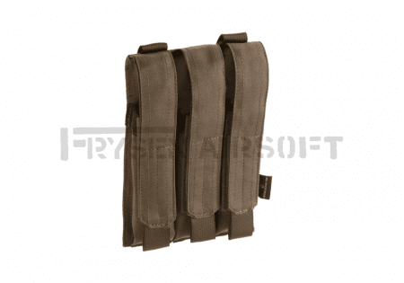 Invader Gear Triple Mag Pouch Ranger Green for MP5