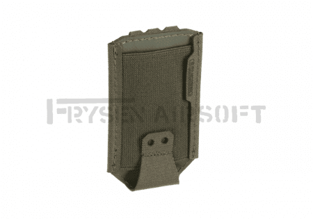 """Claw Gear 9mm Low Profile Mag Pouch Ranger Green """