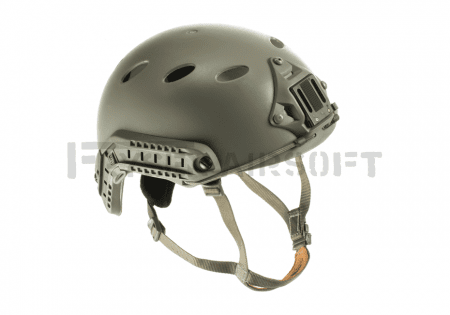 FAST Helmet PJ Simple Version Foliage Green