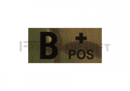 B Pos IR Patch Multicam