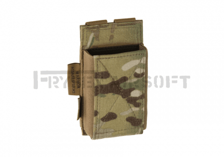 Warrior Single Elastic Mag Pouch Multicam