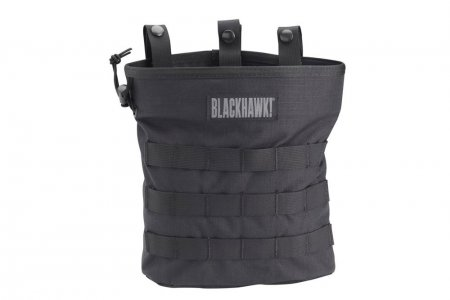 ROLL-UP MOLLE DUMP PCH BLACK
