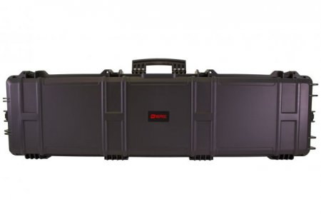 NP XL Hard Case - Black Wave Foam