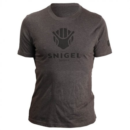 Snigel T-shirt 2.0 Grey XL