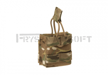 Warrior Single Open Mag Pouch 7.62 Multicam