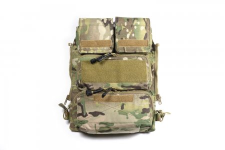 Crye Precision AVS/JPC Pouch Zip-on Panel 2.0 Multicam